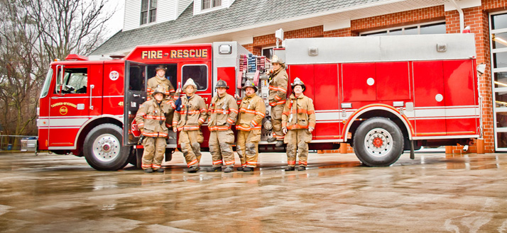 Live Dispatch - Camden Wyoming Fire Company